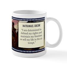 Nathanael Greene Historical Mugs