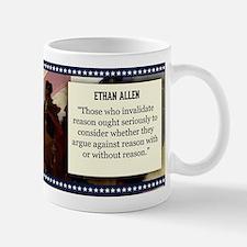 Ethan Allan Historical Mugs