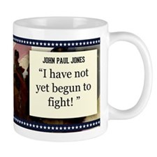 John Paul Jones Historical Mugs