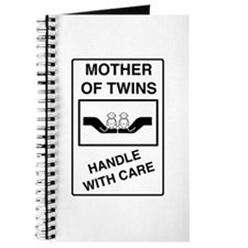 Mother Handle With Care Journal