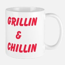 Grillin and Chillin Mugs