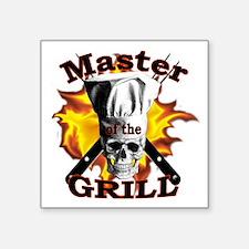 Grillmaster Sticker