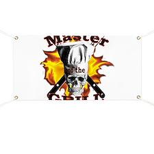Grillmaster Banner