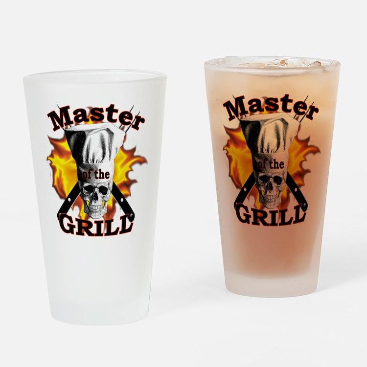 Grillmaster Drinking Glass