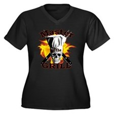 Grillmaster Plus Size T-Shirt