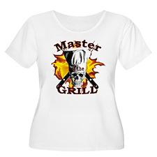 Grillmaster Plus Size T-Shirt