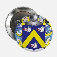 "Moroney Coat of Arms - Family Crest 2.25"" Button"