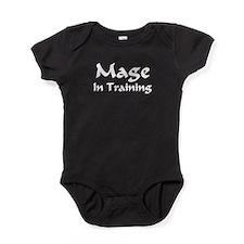 Mage In Training Baby Bodysuit