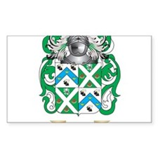 Morris-3 Coat of Arms - Family Crest Decal