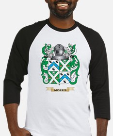 Morris-3 Coat of Arms - Family Crest Baseball Jers