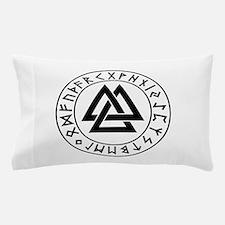 valknut Pillow Case