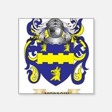 Morrow Coat of Arms - Family Crest Sticker