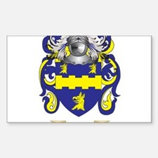 Morrow Coat of Arms - Family Crest Decal