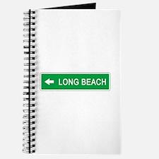 Roadmarker Long Beach (CA) Journal