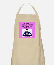 zen buddhist gifts and t0shir BBQ Apron