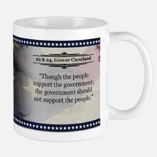 Grover Cleveland Historical Mugs