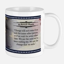 Barack Obama Historical Mugs