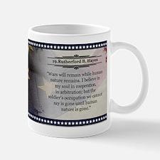 Rutherford B. Hayes Historical Mugs