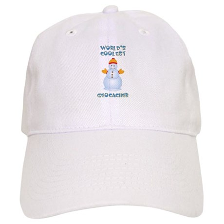 World's Coolest Geocacher Cap