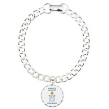 World's Coolest Geocacher Charm Bracelet, One Char