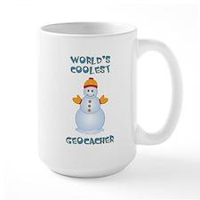 World's Coolest Geocacher Mug