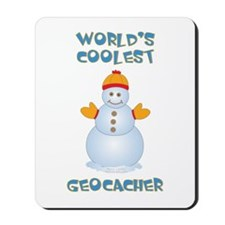 World's Coolest Geocacher Mousepad