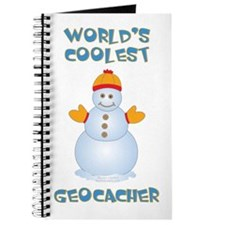 World's Coolest Geocacher Journal