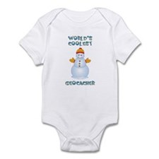 World's Coolest Geocacher Infant Bodysuit