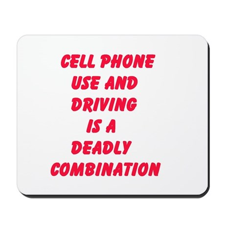 Cell Phone Use And Driving Is A Deadly Combination