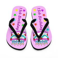 FIERCE 15TH Flip Flops