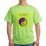 zen buddhist gifts and t0shir Green T-Shirt