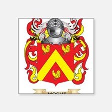 Moshe Coat of Arms - Family Crest Sticker