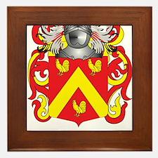 Moshe Coat of Arms - Family Crest Framed Tile