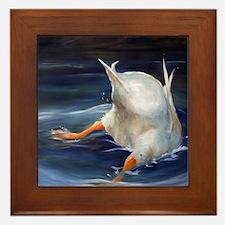 Duck Butt Framed Tile