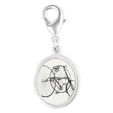 Vintage Trike Bicycle Charms