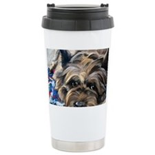 Waiting for the Wizard Travel Mug