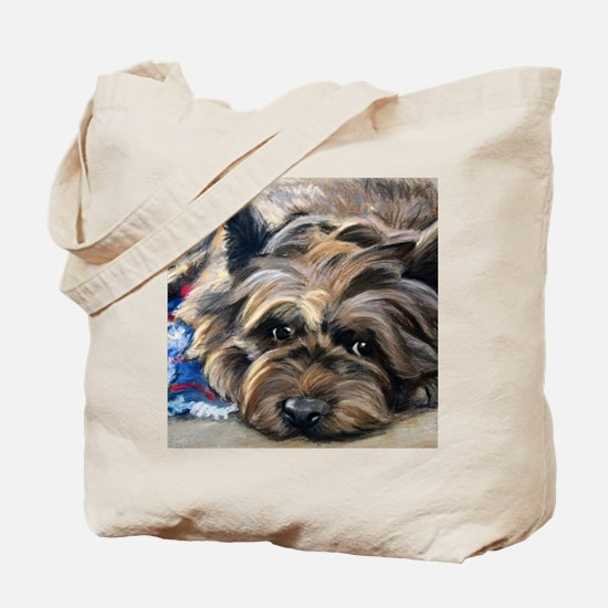 Waiting for the Wizard Tote Bag