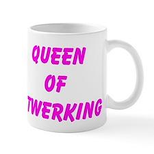 Queen Of Twerking Mugs