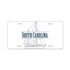 South Carolina - Aluminum License Plate