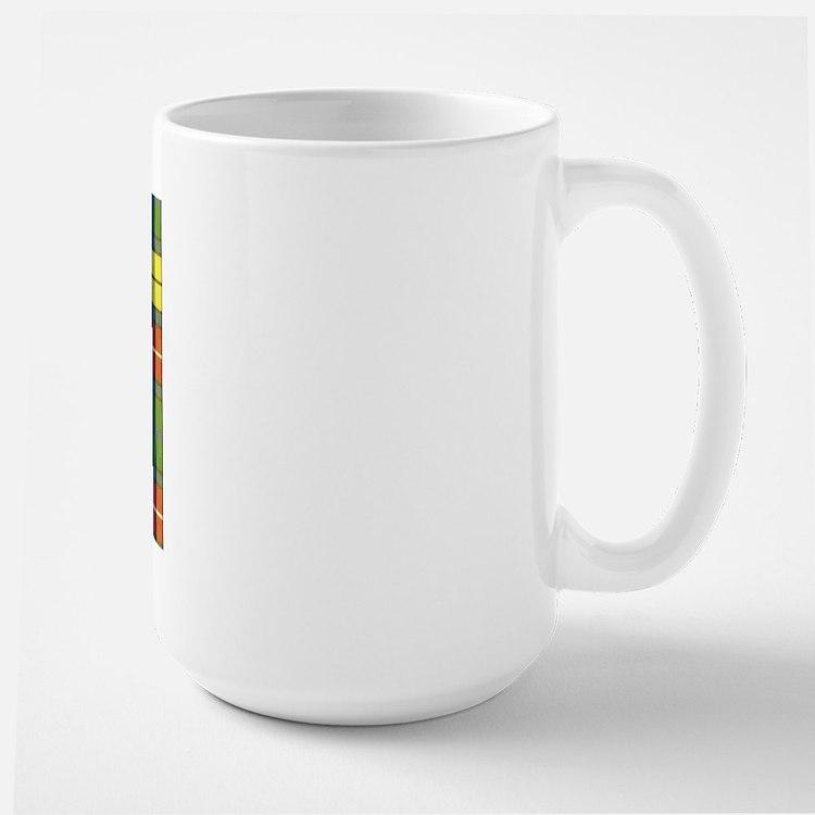 Tartan - Buchanan Large Mug