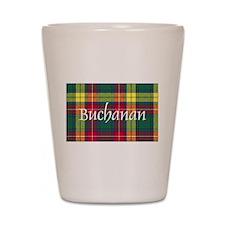 Tartan - Buchanan Shot Glass