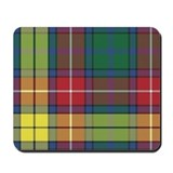 Clan buchanan Classic Mousepad