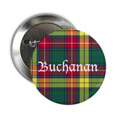 "Tartan - Buchanan 2.25"" Button"
