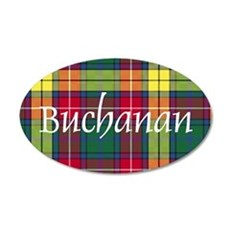 Tartan - Buchanan Wall Decal