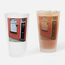 George Harrison's Childhood Home, L Drinking Glass