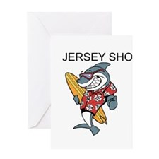 Jersey Shore Greeting Cards