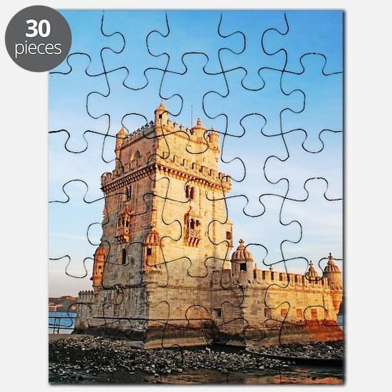 Belem Tower Puzzle
