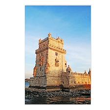 Belem Tower Postcards (Package of 8)