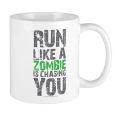 Rul Like A Zombie Is Chasing You Mugs