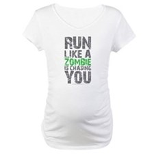 Rul Like A Zombie Is Chasing You Shirt